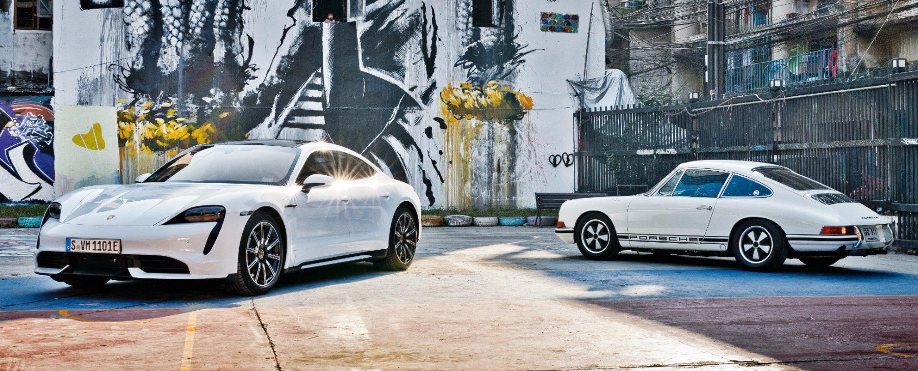Porsche anticipa su futuro, y no es solo eléctrico