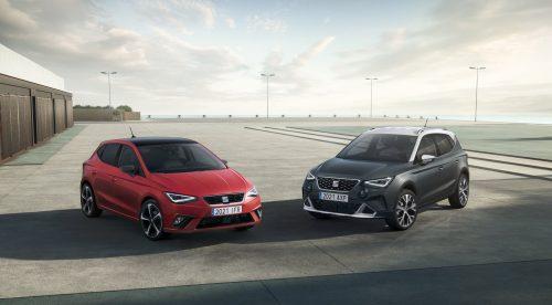 Los Seat Ibiza y Arona, ahora con nuevo interior y más tecnología