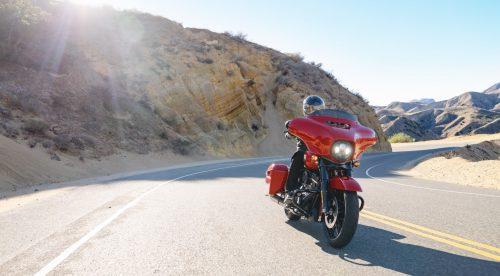 Harley Street Glide Special: una moto diferente para viajes diferentes
