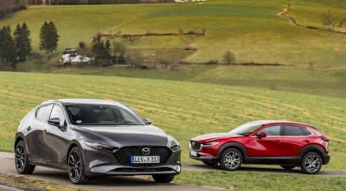 Más brío y menos gasto para el nuevo motor Skyactiv X de Mazda