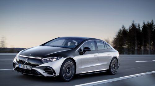 Mercedes EQS, la electricidad a un nuevo nivel: 770 kilómetros de alcance