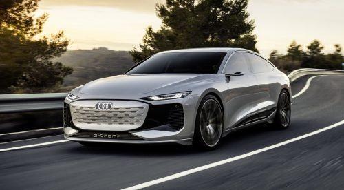 Audi A6 e-tron concept, el futuro eléctrico de la gran berlina alemana