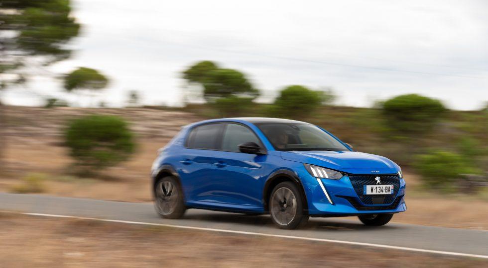 Los coches más vendidos en España en marzo