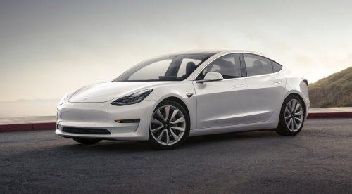 El Tesla Model 3 aumenta su alcance hasta los 614 kilómetros