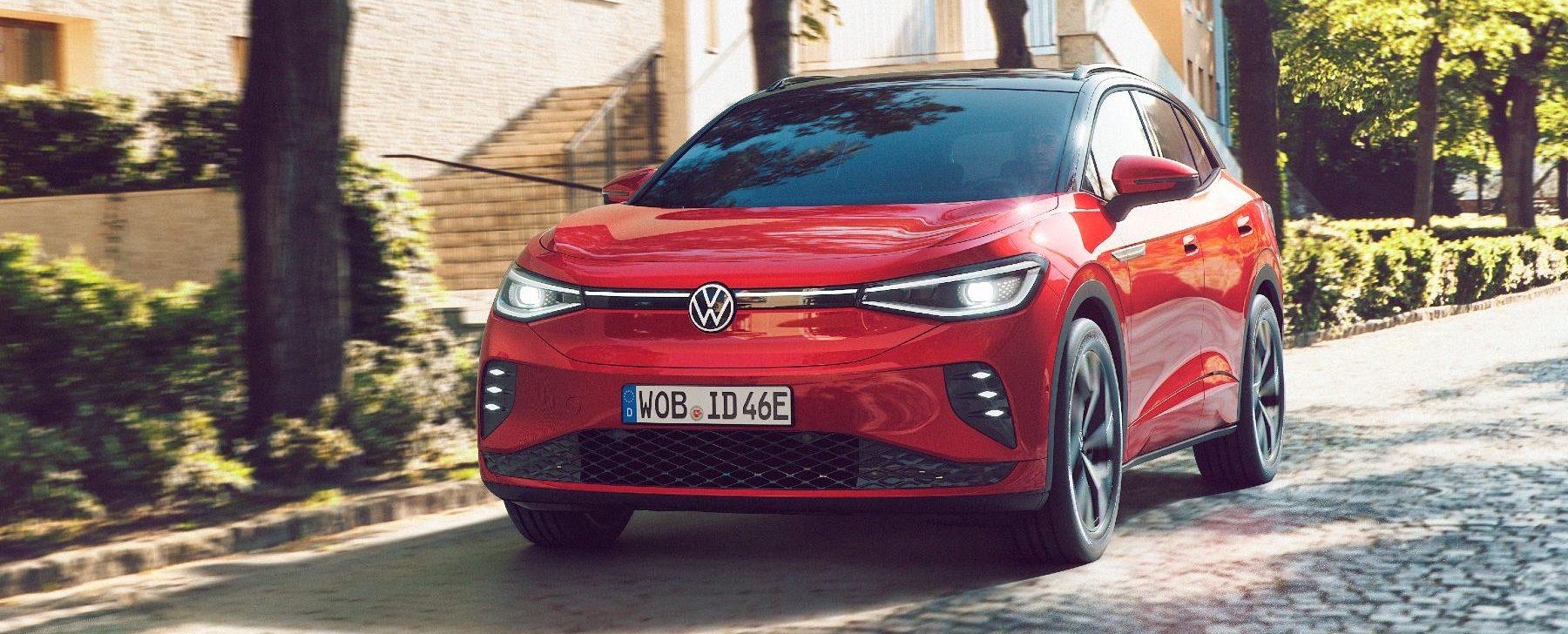 GTX electricos Volkswagen