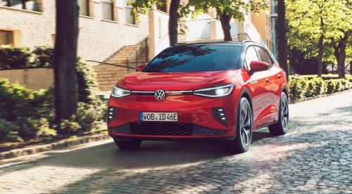 ID.4 GTX: el primero de los eléctricos deportivos de Volkswagen