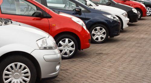 El problema del aumento de ventas de coches de segunda mano