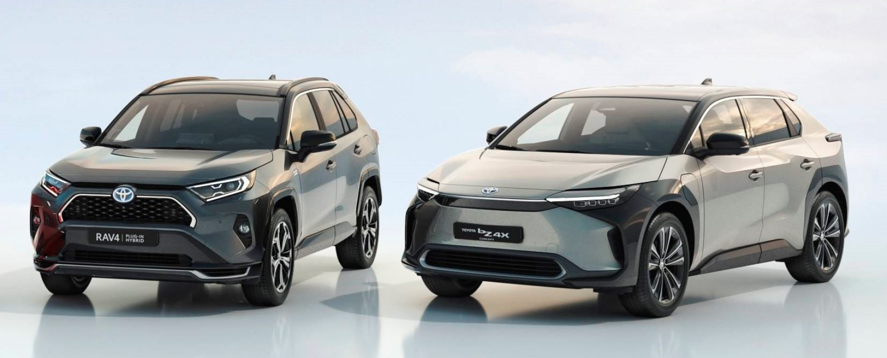 Toyota coches electricos
