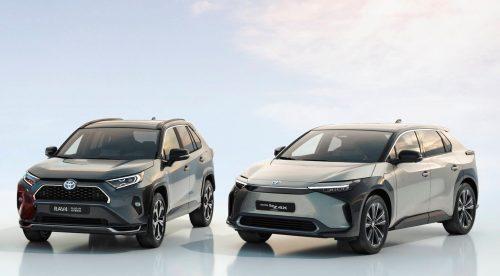 Toyota anuncia, por fin, sus primeros coches eléctricos