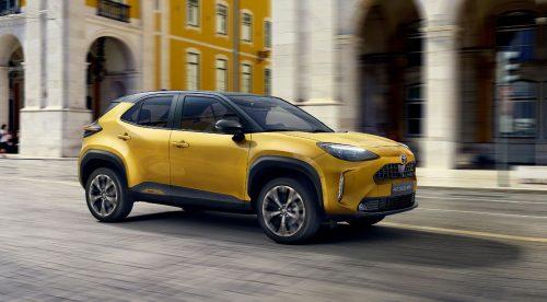 El Toyota Yaris Cross ya está disponible desde 24.350 euros