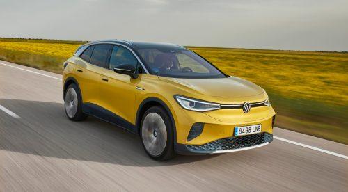 El Volkswagen ID.4, elegido Coche del Año en el Mundo 2021