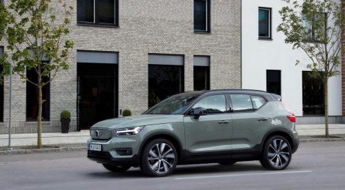 XC40 Recharge: el primer Volvo 100% eléctrico