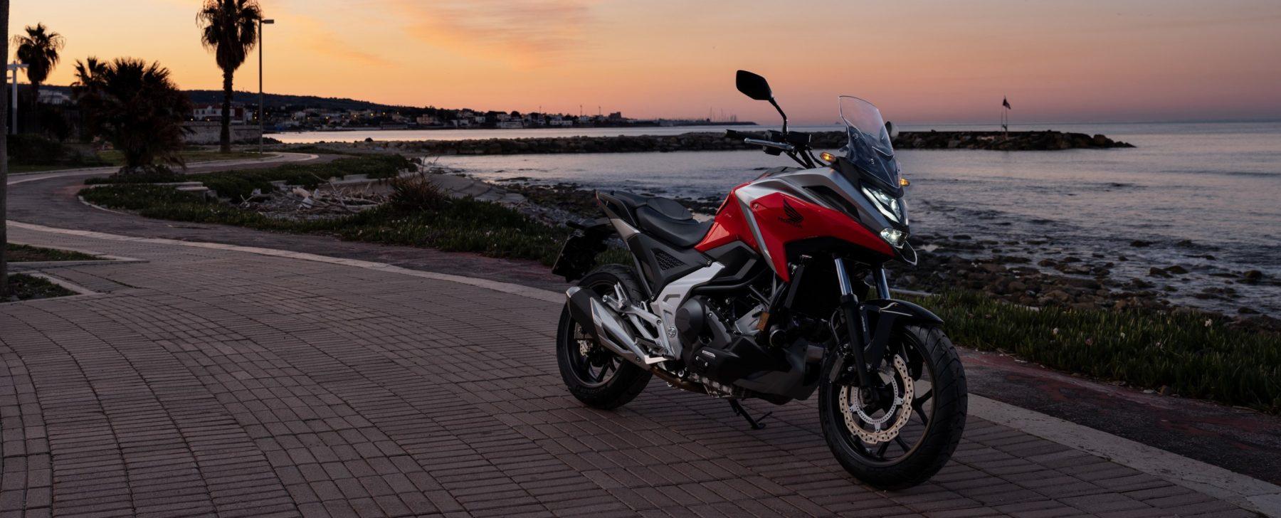 Honda NC 750 X: una moto de 'trail' que sirve para todo