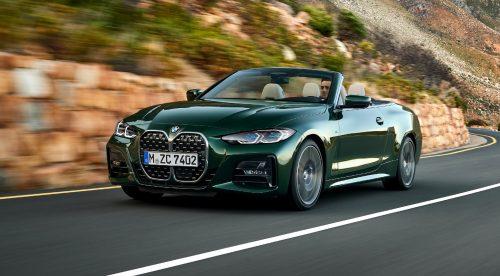 BMW Serie 4 Cabrio: conducción precisa a cielo abierto