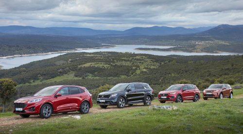 SUV híbridos enchufables: Tarraco y Kuga imponen su mejor economía