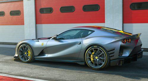 Ferrari lanza el motor (sin turbo) más potente del mundo