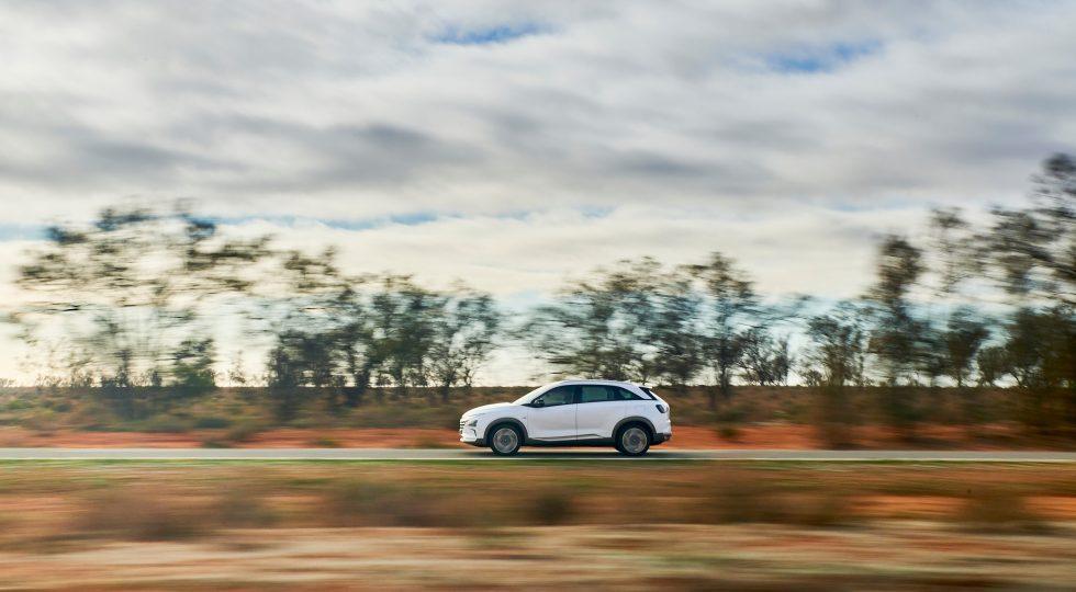 El Hyundai Nexo marca un nuevo récord de autonomía con hidrógeno