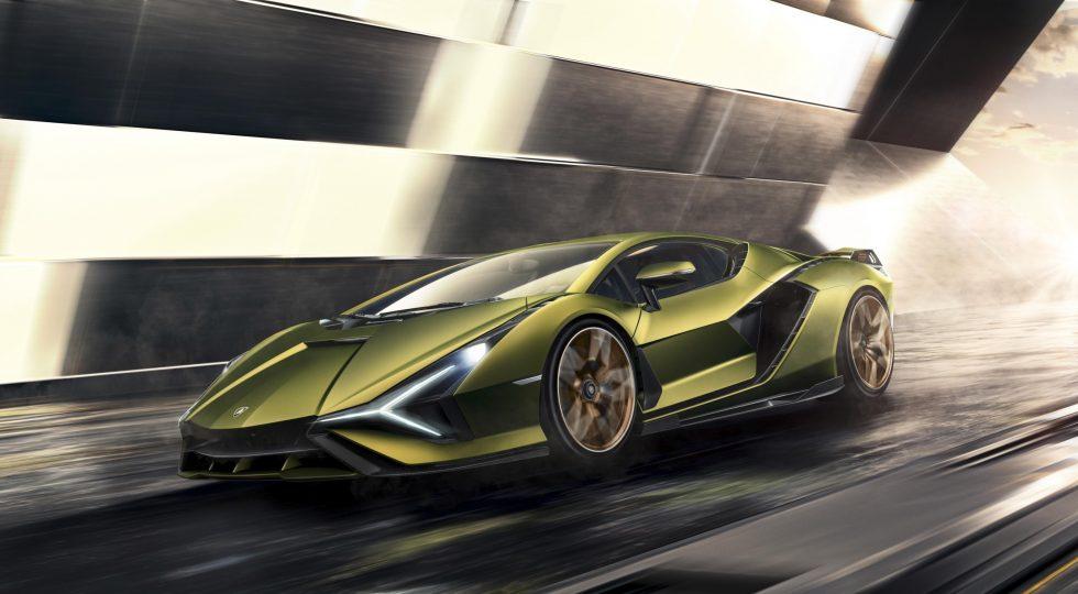 Lamborghini lanzará un superdeportivo eléctrico