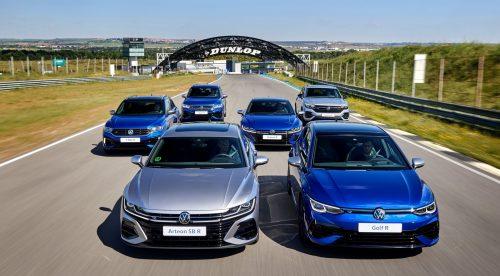 Volkswagen R: el nuevo Golf de 320 CV y otros seis modelos más
