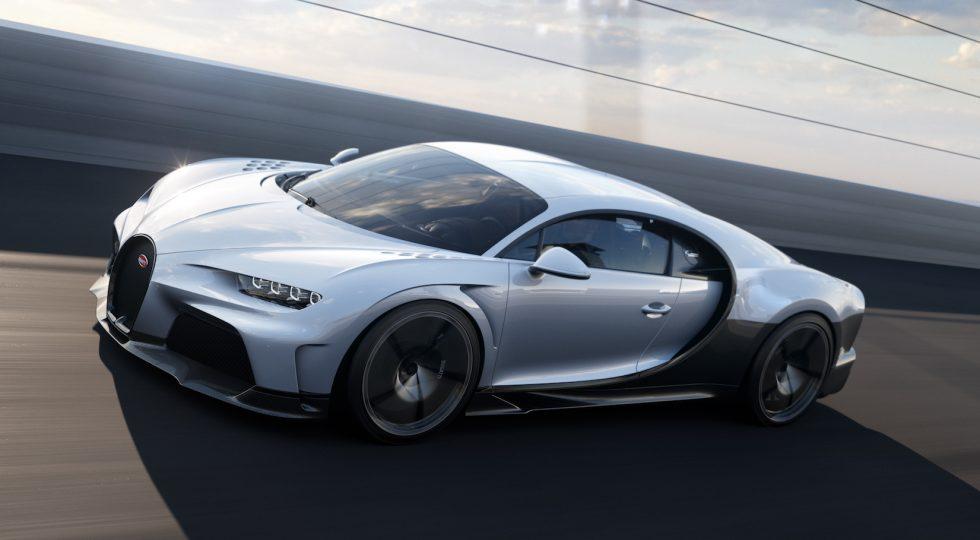 Bugatti Chiron Super Sport precio
