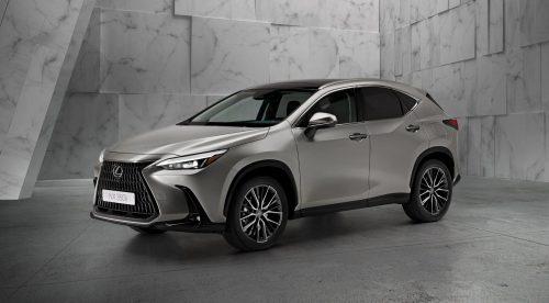 El nuevo Lexus NX, primer híbrido enchufable de la historia de la marca