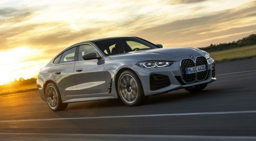 BMW muestra el Serie 4 Gran Coupé, su opción más versátil