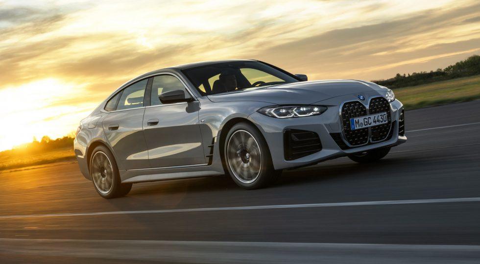 BMW Serie 4 Gran Coupé