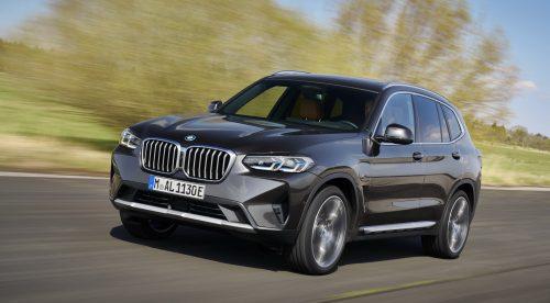 Todos los BMW X3 y X4 tienen ya etiqueta Eco