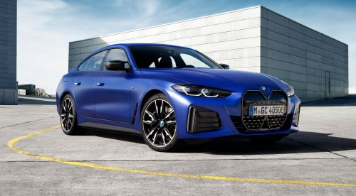 El BMW i4 nace con espíritu deportivo y hasta 544 CV de potencia