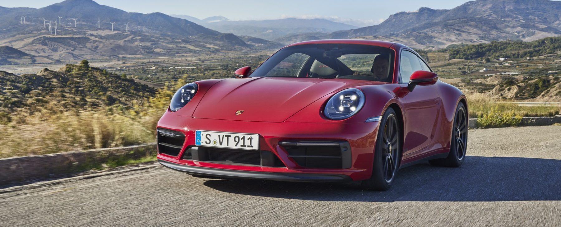 Porsche 911 GTS precio