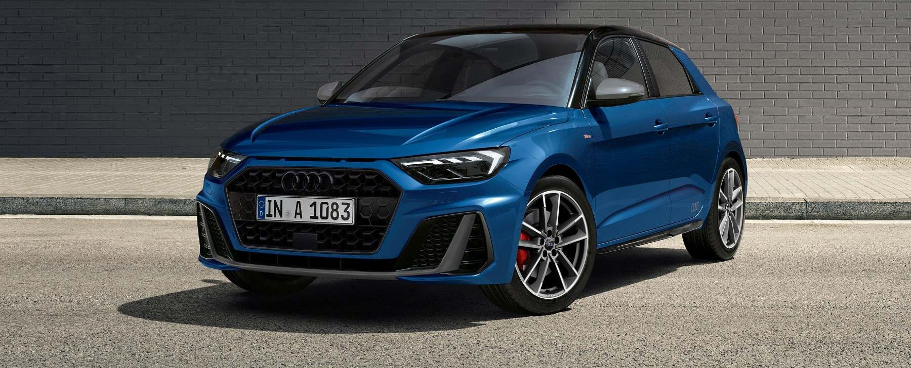 Audi A1 Competition 40 TFSI
