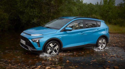 Hyundai Bayon, un SUV pequeño con precios asequibles