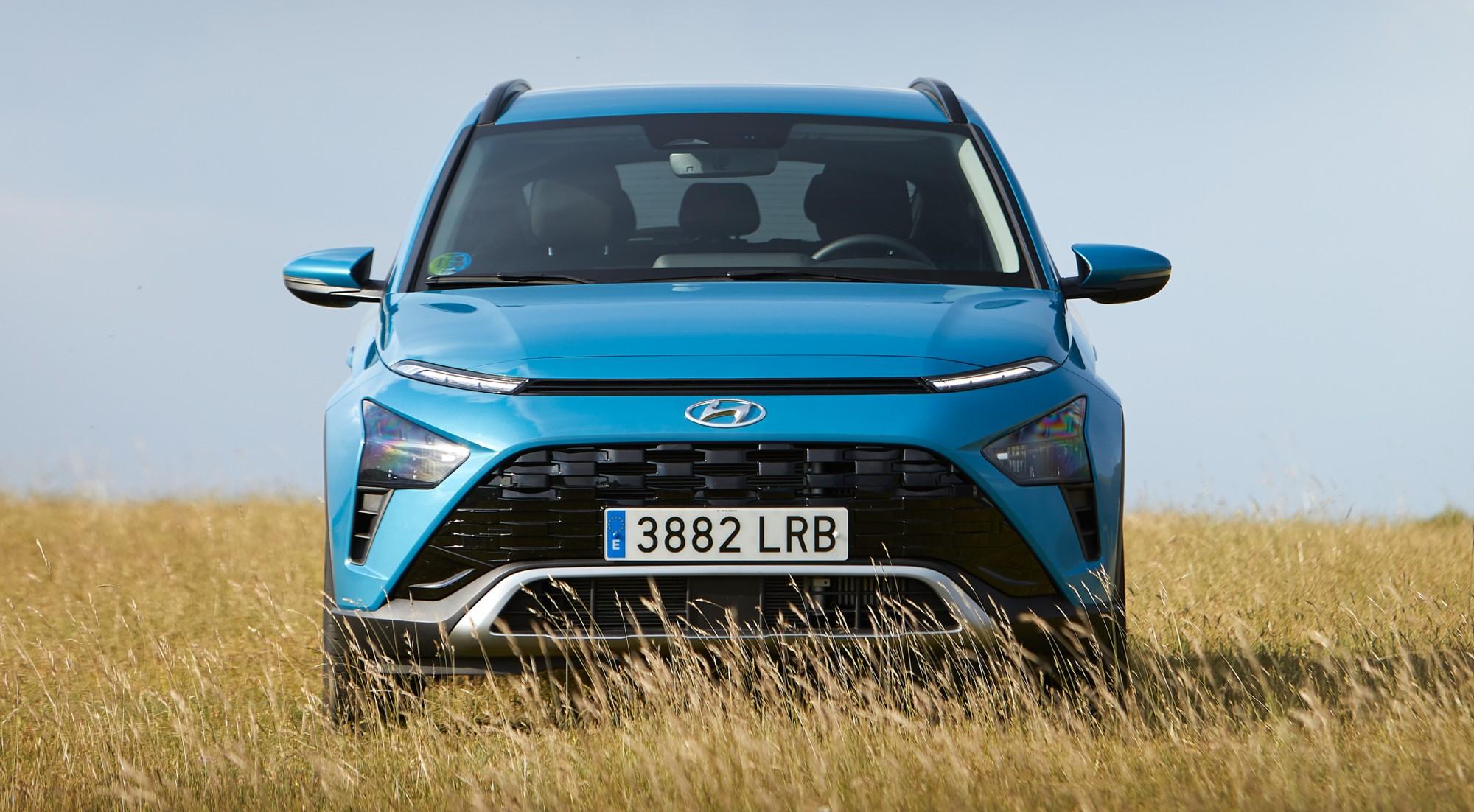 El nuevo Hyundai Bayon, al detalle