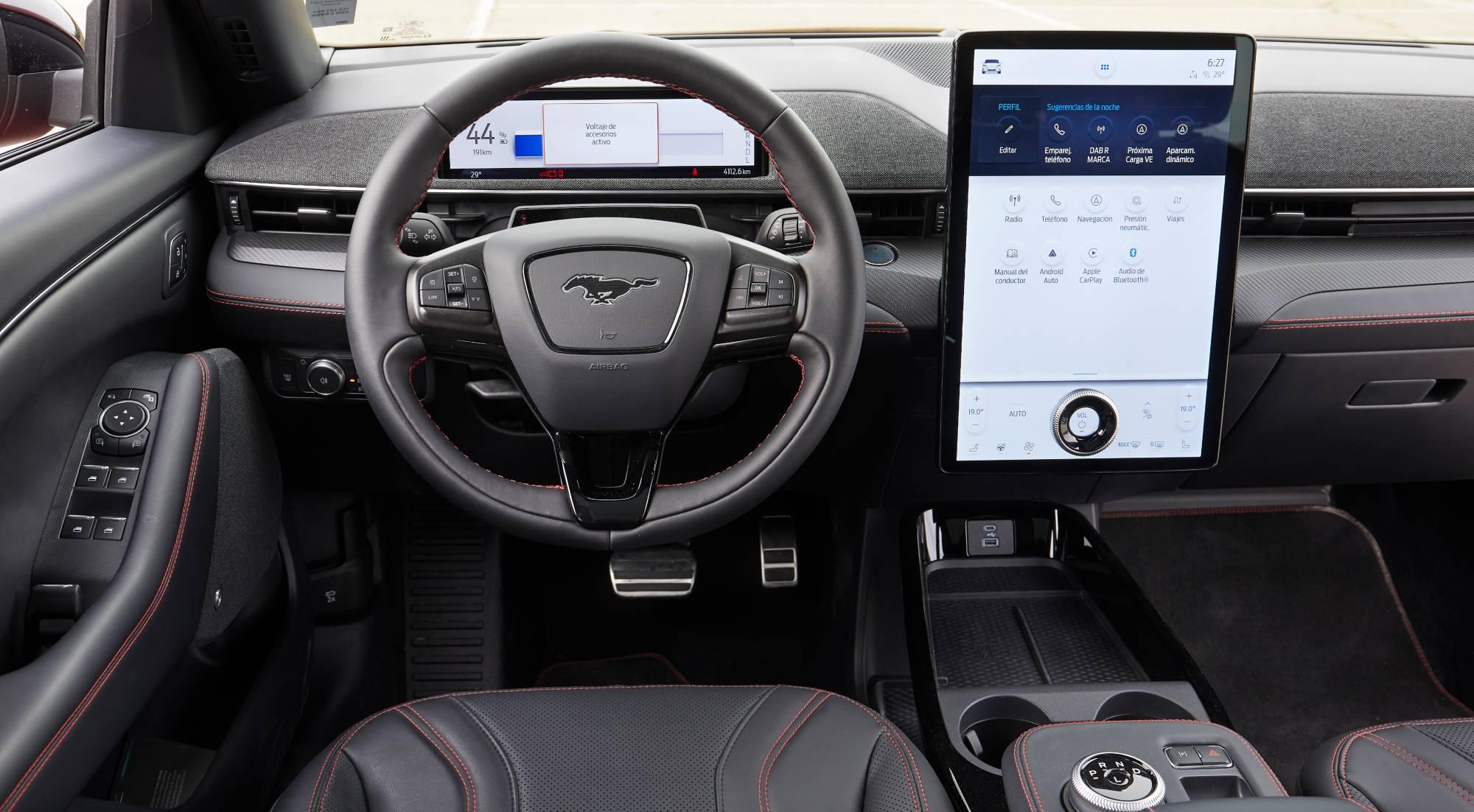 Cuatro SUV eléctricos a prueba: las imágenes