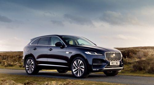 Jaguar mejora la calidad de sus SUV, los E-Pace y F-Pace