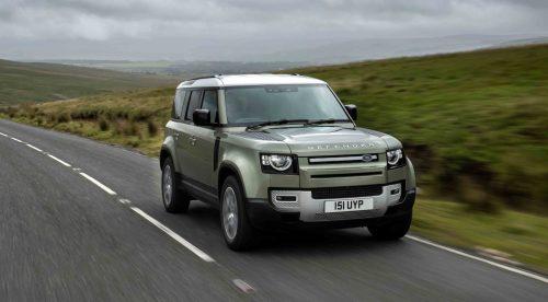 El futuro eléctrico de Land Rover pasa por un Defender de hidrógeno