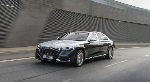 Maybach, la alternativa de Mercedes a Rolls-Royce y Bentley