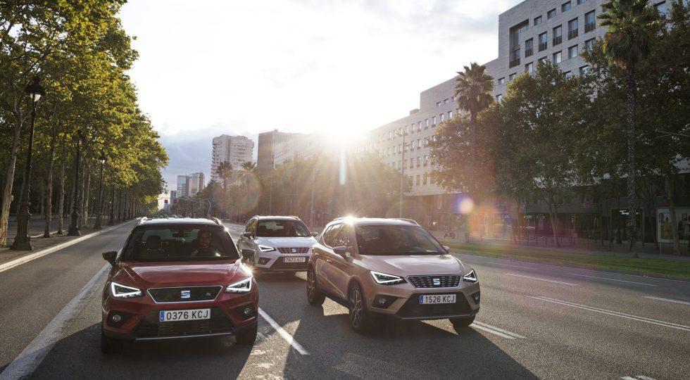 Los coches más vendidos en España en mayo
