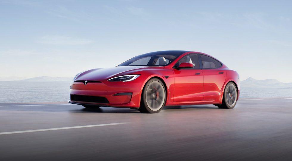 Tesla Model S Plaid Plus