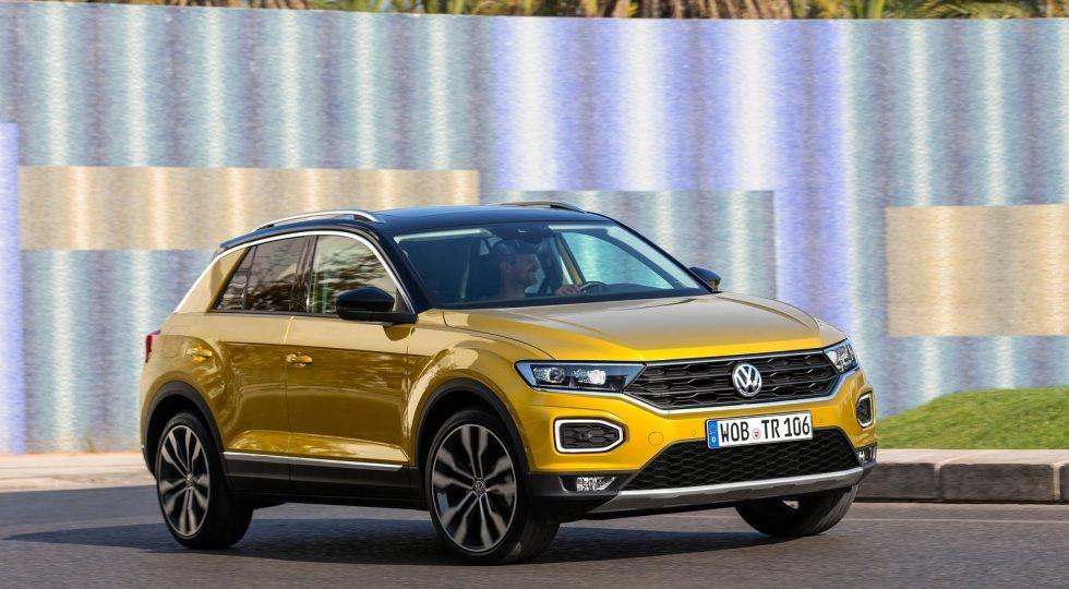 SUV de Volkswagen