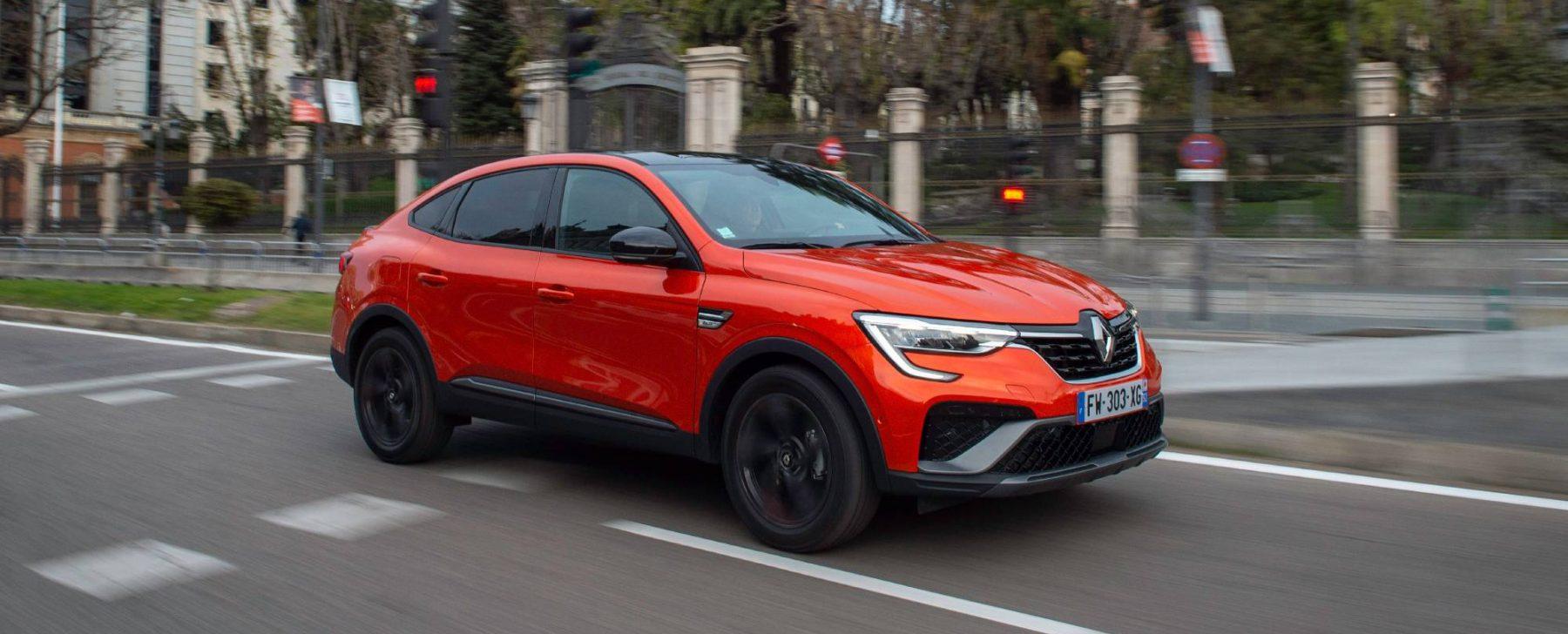 Renault Arkana E Tech hibrido 2021