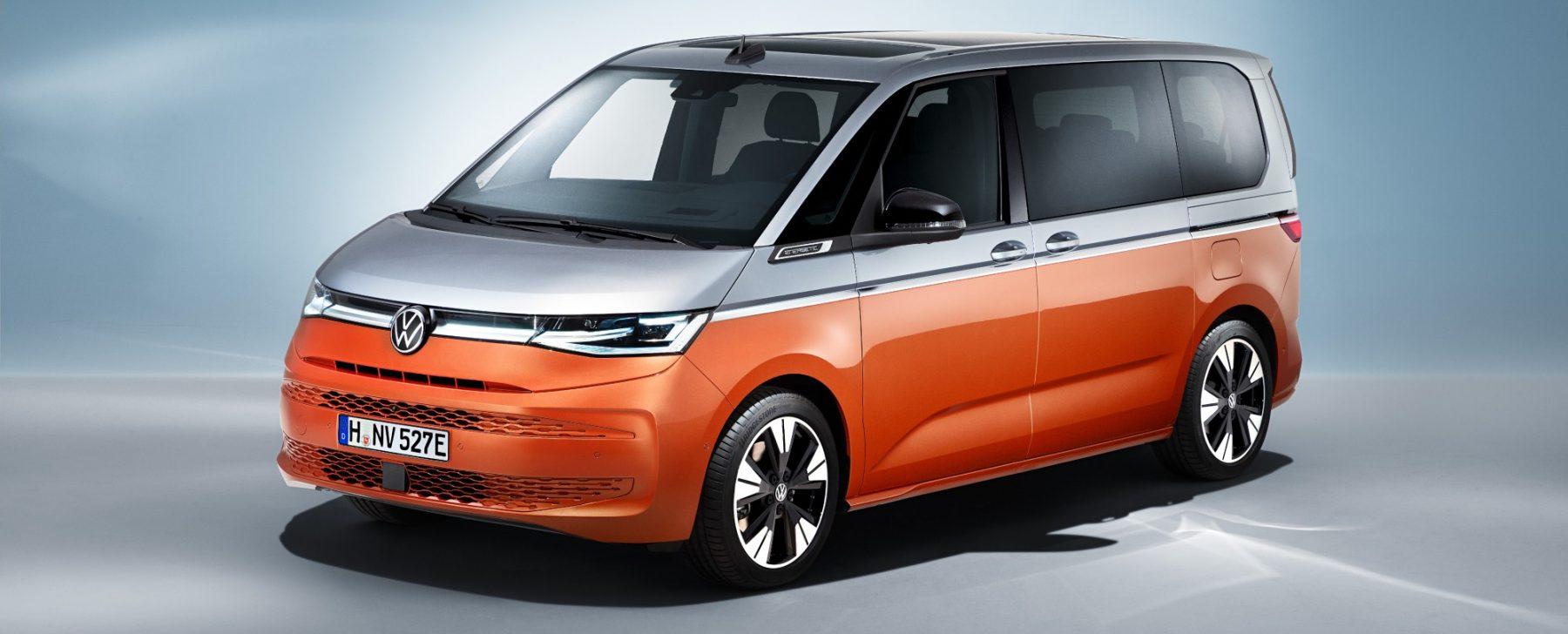 Nueva Volkswagen Multivan T7