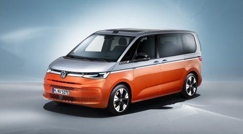 Volkswagen Multivan: el nuevo Bulli se hace híbrido enchufable