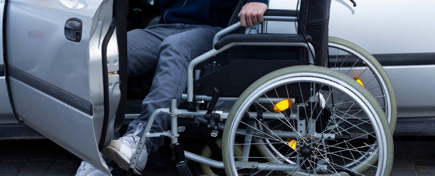 carnet por puntos silla de ruedas