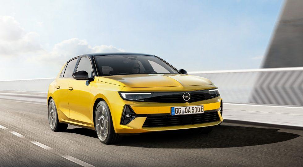 Nuevo Astra Opel