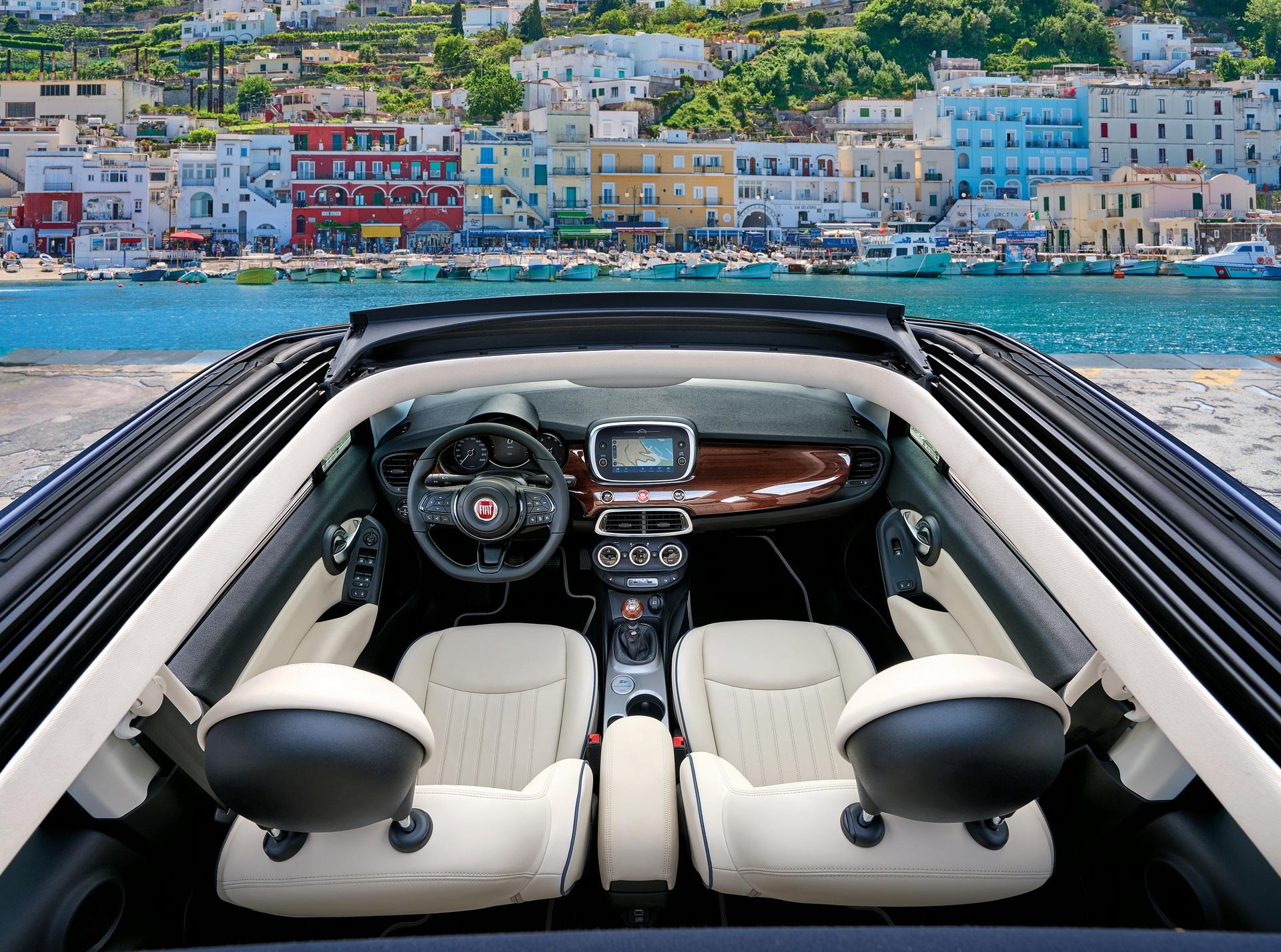 Fiat 500X Yatching
