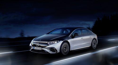 El Mercedes EQS planta cara a Tesla y deja viejo al Model S