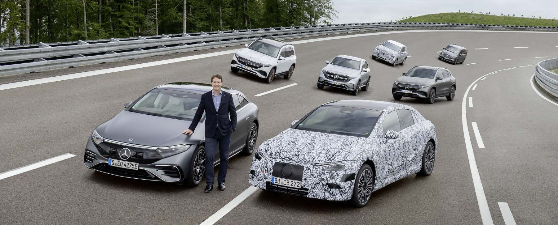 Mercedes eléctricos