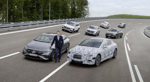 Mercedes será solo eléctrica en 2029