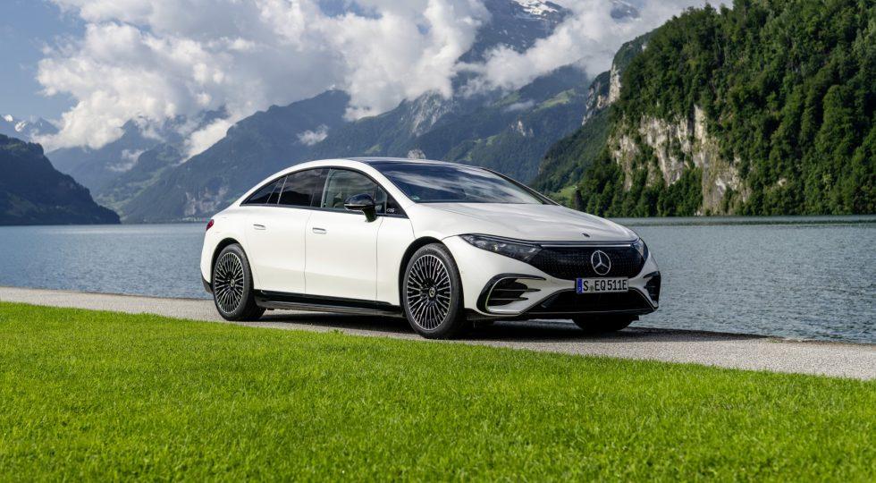 Nuevo Mercedes EQS